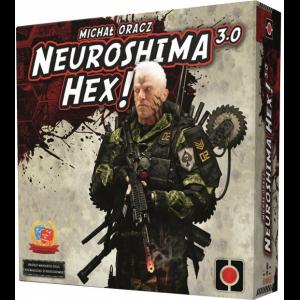 Neuroshima HEX 3.0 (do wypożyczenia)