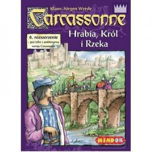 Carcassonne - Hrabia, Król i Rzeka