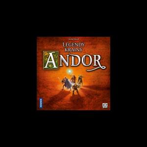 Legendy Krainy Andor (do wypożyczenia)