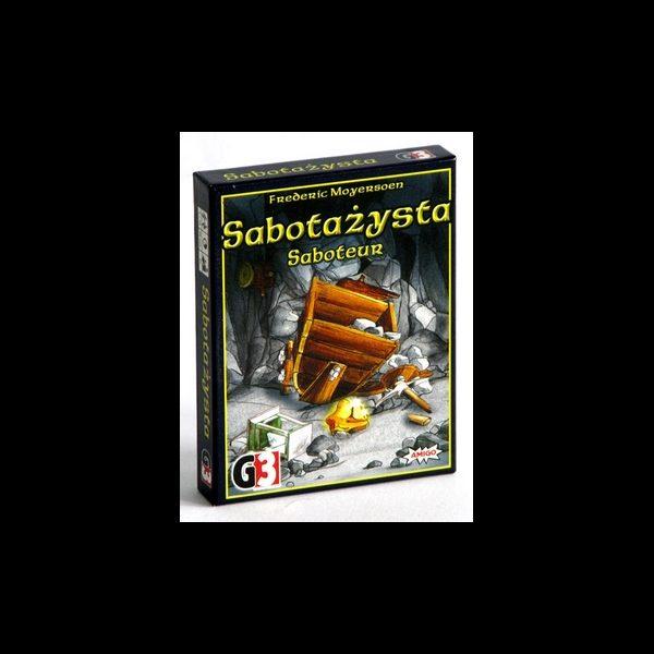 Sabotażysta (do wypożyczenia)