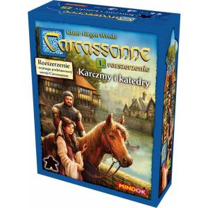 Carcassonne - 1. Karczmy i Katedry