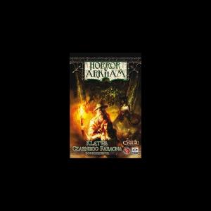 Horror w Arkham - Klątwa Czarnego Faraona