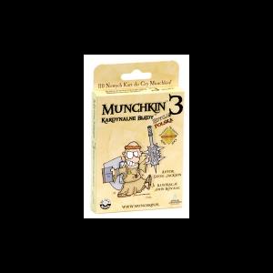 Munchkin 3 Kardynalne Błędy