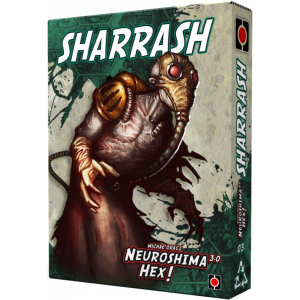 Neuroshima HEX Sharrash 3.0