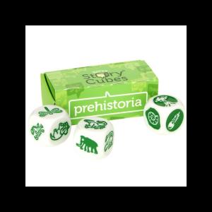 Story Cubes Prehistoria