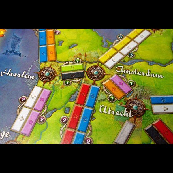 Wsiąść do Pociągu: Holandia