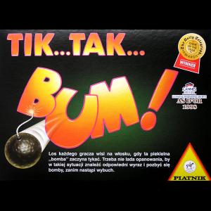 Tik Tak Bum (do wypożyczenia)