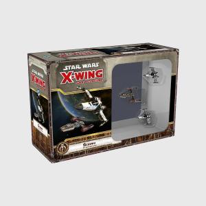 X-wing Gra Figurkowa - Ścigani