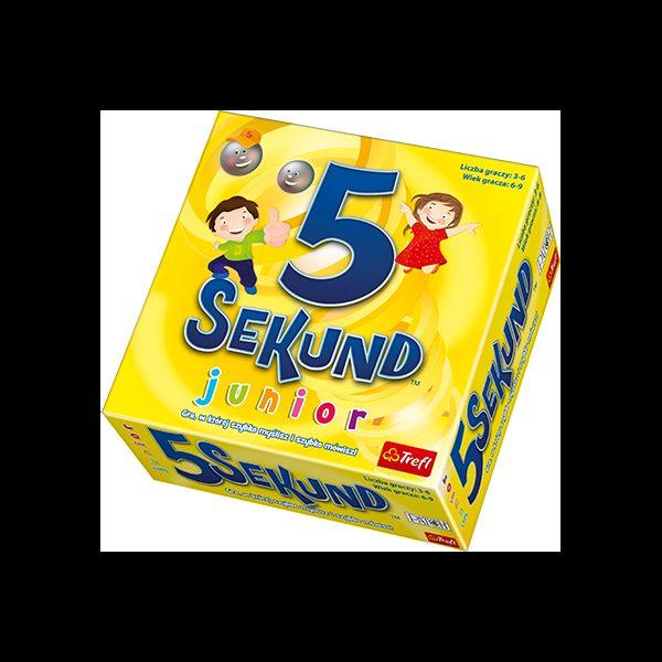 5 sekund