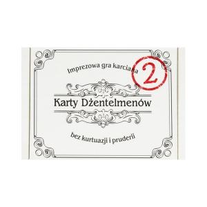 Karty Dżentelmenów 2